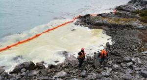 Wyciek ropy w Chile