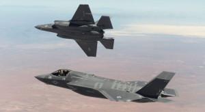 Będzie obniżka cen myśliwców F-35