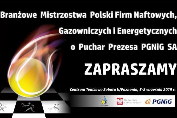 Branżowe rozgrywki sportowe o Puchar Prezesa PGNiG SA – zapraszamy do udziału