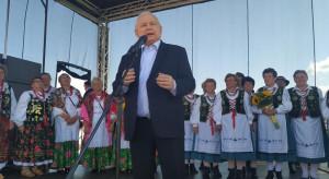 Jarosław Kaczyński o prezydencie Dudzie, ale także o gospodarce rynkowej w Polsce