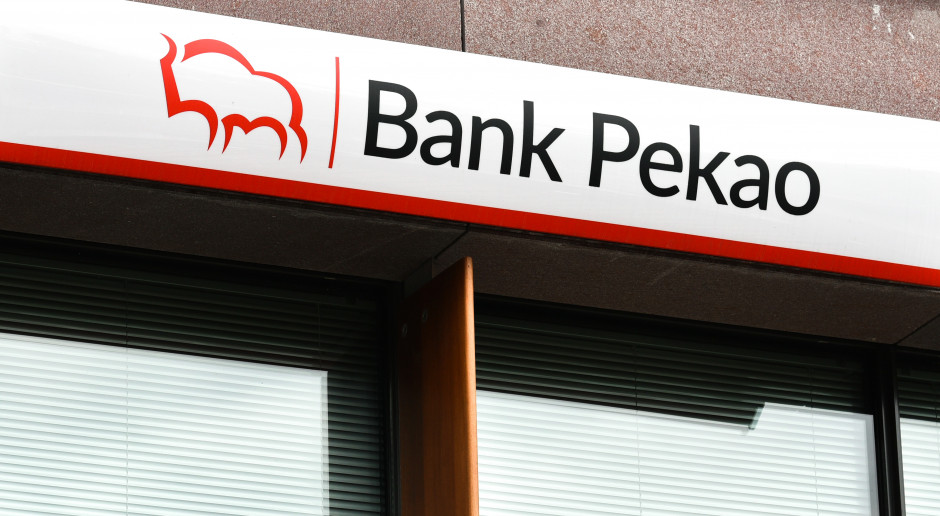 Pekao straci na obniżce stóp 250 mln zł