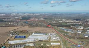 Niedługo rozpocznie się budowa parku logistycznego przy A1