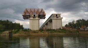 Astaldi, Gulermak, PBDiM i Warbud wybudowały już 2/3 Południowej Obwodnicy Warszawy