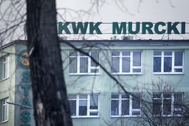 Rejon wstrząsu w kopalni Murcki-Staszic nadal niebezpieczny