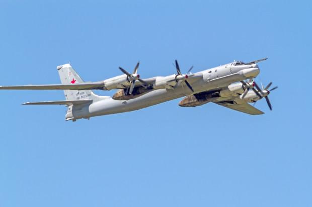Dwa rosyjskie bombowce odbyły lot nad Morze Północne