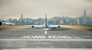 Kolejne protesty na lotnisku w Hongkongu; znów odwołano loty