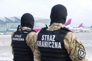 Grupa WB doposaży Straż Graniczną