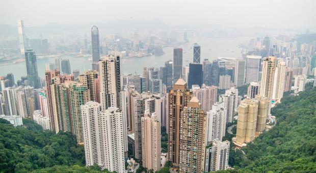 Chiny kierują żołnierzy na granicę z Hongkongiem