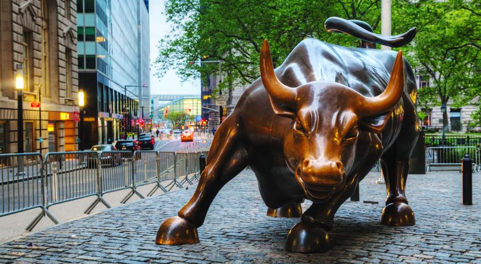 Na giełdzie w Nowym Jorku duże wzrosty, Dow Jones zyskał 11,3 proc.