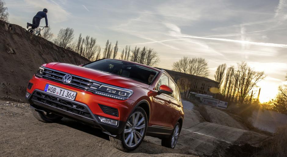 Volkswagen sprzedał prawie pół miliona aut. To mniej niż przed rokiem