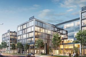 Alpha, Bravo, Charlie, Delta, Echo, Foxtrot, Golf i Hotel – tak będą brzmiały  nazwy siedmiu budynków biurowych i jednego hotelowego, które powstaną w ramach projektu Airport City