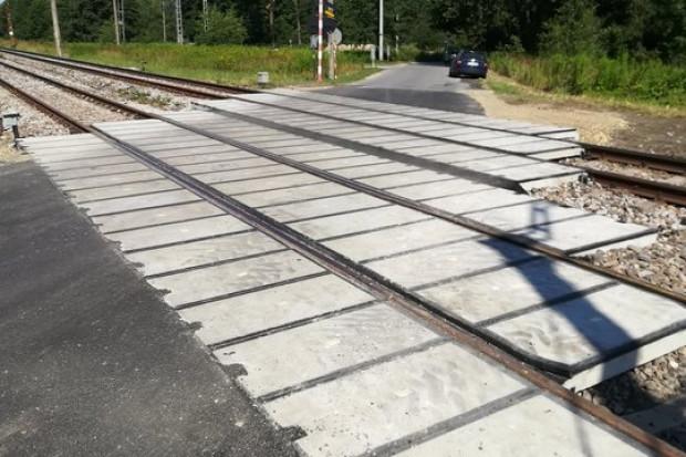 PKP PLK wyda 19 mln zł na przejazdy kolejowo-drogowe w Małopolsce