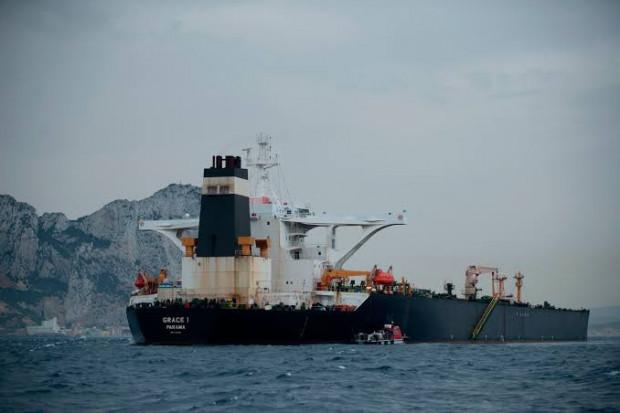 Gibraltar zwolnił irański tankowiec mimo apelu USA