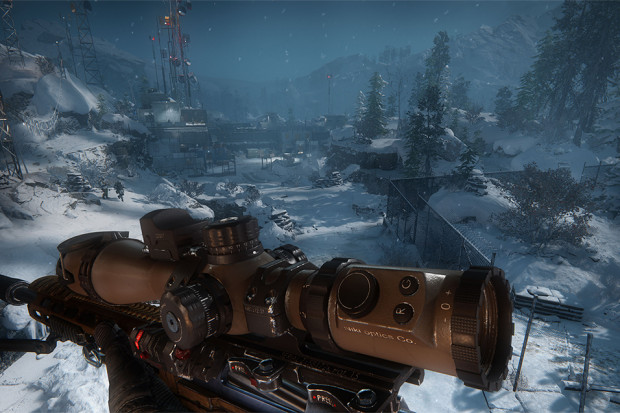 Jest data premiery Sniper Ghost Warrior Contracts