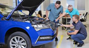 Pracownicy Skody uczą się elektromobiności