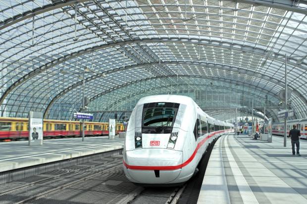 Spór o komfort podróży Kolejami Niemieckimi