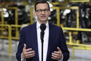 Mateusz Morawiecki zapowiedział nową fabrykę motoryzacyjną w Polsce