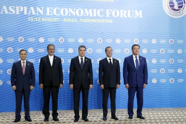 """#AzjaTech. Turkmenistan chce budować """"innowacyjne miasto Morza Kaspijskiego"""""""