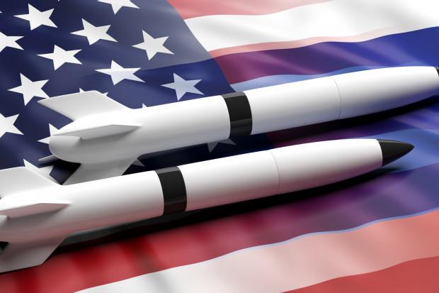 To pierwsze takie amerykańskie testy rakietowe po zerwaniu z układu z Rosją