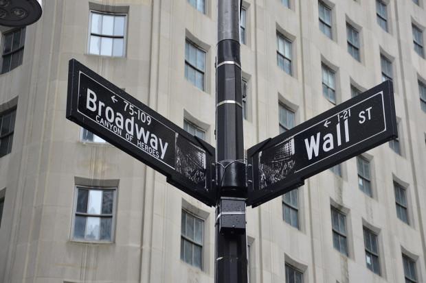 Solidne odbicie na Wall Street