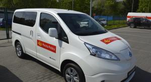 Poczta Polska wybrała auta elektryczne. Trafią do jedenastu miast
