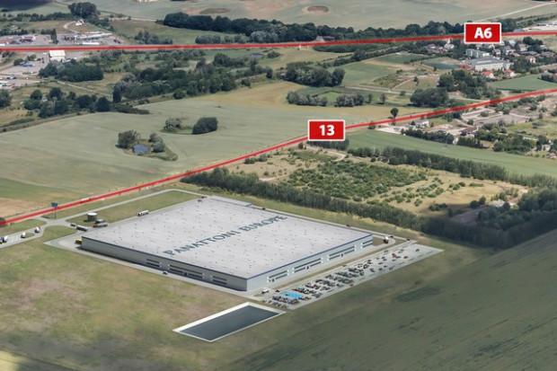 Panattoni Europe wybuduje fabrykę wózków widłowych dla Linde