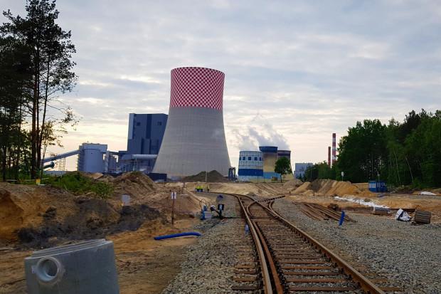 Torpol bierze kolej w Elektrowni Ostrołęka C