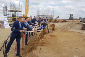 Rozpoczęła się budowa drugiego etapu obwodnicy Kępna na S11