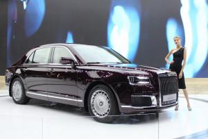 """Rosja rozpoczyna sprzedaż """"limuzyny Putina"""""""