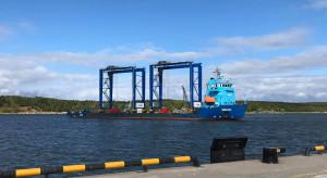 Rozbudowa portu w Kłajpedzie z opóźnieniem