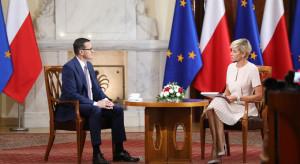 Mateusz Morawiecki: 500 plus ważniejsze niż polski samochód elektryczny