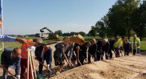 Via Baltica już cała w budowie - ruszyły prace na kolejnym odcinku