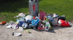 Szara strefa w gospodarce odpadowej przestała rosnąć