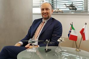 Prezes Leonardo Poland: przed polskim przemysłem obronnym otwiera się unikatowa szansa