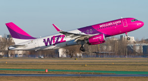 Cztery nowe trasy Wizz Aira z Polski na Zaporoże