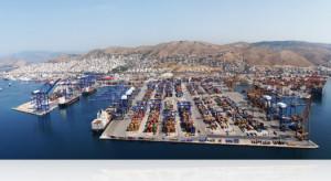 Chińczycy rozbudowują port w Pireusie. Będzie trzeci w Europie