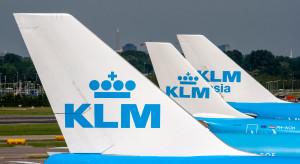 Kolejny strajk personelu KLM - w niedzielę