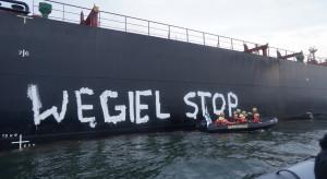 Są zarzuty za blokowanie statków z importowanym węglem