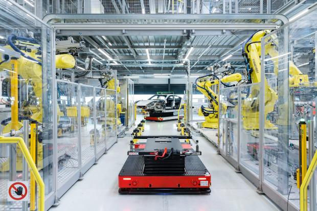Bezemisyjne Porsche jest produkowane w bezemisyjny sposób