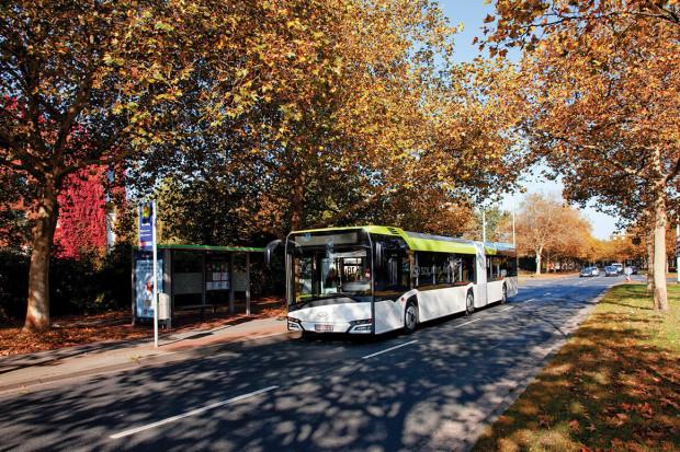 Solaris dostarczy autobusy do Oslo