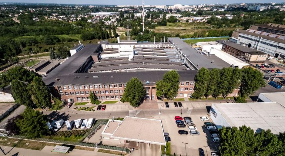 Elektryczny Volkswagen częściowo z Poznania