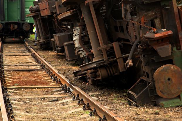 50 ofiar śmiertelnych katastrofy kolejowej