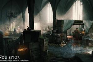 """Będzie następca """"Wiedźmina""""? Jacek Piekara i studio The Dust zaprezentowali grę """"I, the Inquisitor"""""""
