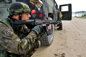 My kupujemy broń od USA, a Czesi chcą ją tam sprzedawać