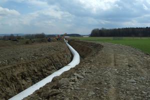Gazprom dostosowuje się do wyroku sądu. Mniej gazu w OPAL-u