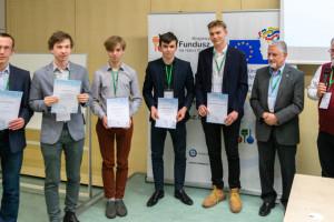 Trzy polskie projekty w finale unijnego konkursu dla młodych naukowców