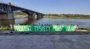 Młodzież z całej Polski ma dość bierności polityków ws. klimatu