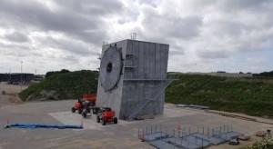 Powstaje największe na świecie stanowisko testowe dla wiatraków