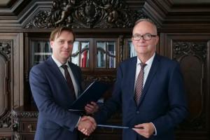 Energa podpisała porozumienie z uniwersytetem