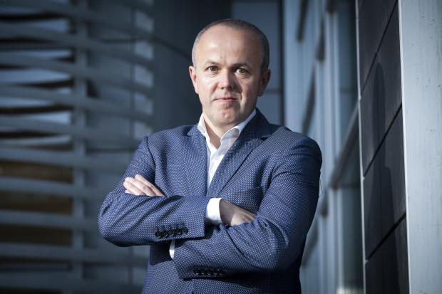 Bogdan Kucharski z firmą BP związany jest od 1998 roku, oprócz Polski pracował w Niemczech, Szwajcarii i Wielkiej Brytanii (Fot. PTWP/Paweł Pawłowski)